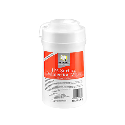 Isopropyl Wipes (150 Wipes)