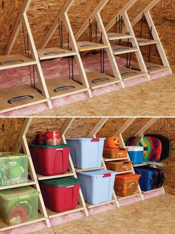 Garage Organization Tips That are Effective with a Garage Attic Lift