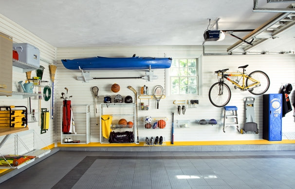 Attic Storage Lift Workout