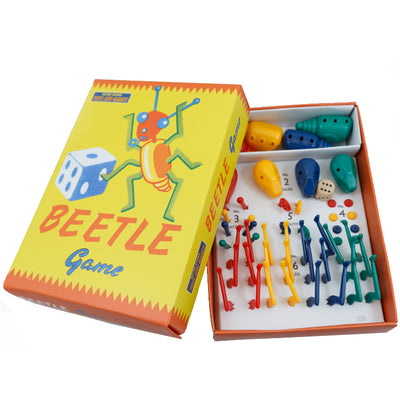 Vintage Beetle Game