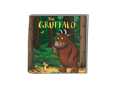Audio Character For Toniebox: The Gruffalo