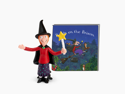 Audio Character For Toniebox: Room on the Broom