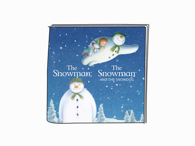 Audio Character For Toniebox: The Snowman/The Snowman and the Snowdog