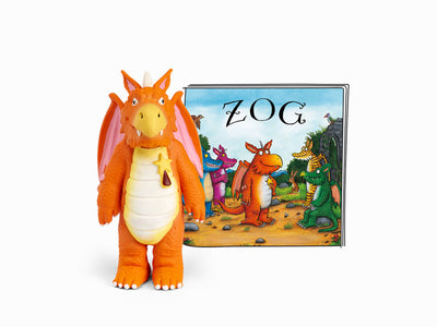 Audio Character For Toniebox: Zog