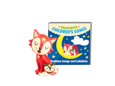 Audio Character For Toniebox: Bedtime Songs & Lullabies