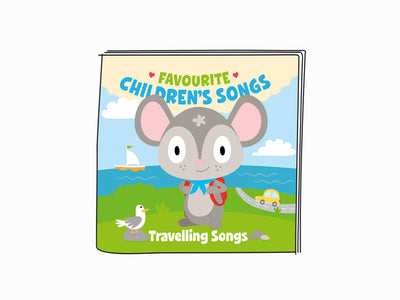 Audio Character For Toniebox: Travelling Songs