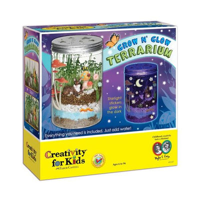 Creativity for Kids - Grow N' Glow Terrarium