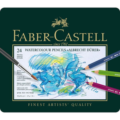 Faber Castell Watercolor Pencils Albrecht Dürer (24)
