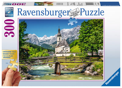 Ravensburger Gold Edition Ramsau, Bavaria, 300pc Jigsaw Puzzle
