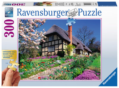Ravensburger Gold Edition Country Cottage 300pc Jigsaw Puzzle