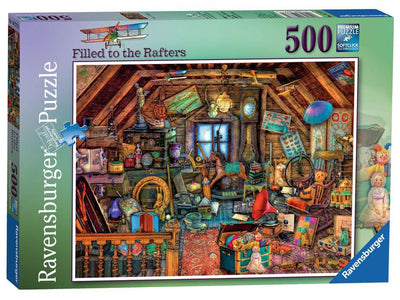 Ravensburger: Full to the Rafters, 500pc Jigsaw Puzzle