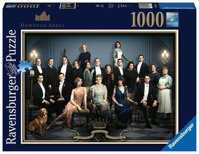 Ravensburger Downton Abbey, 1000pc Jigsaw Puzzle