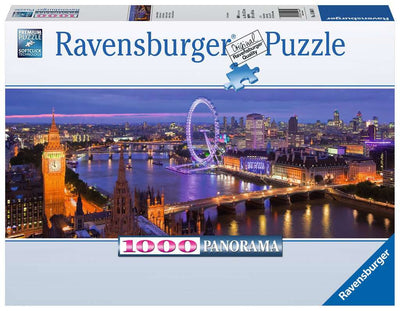 Ravensburger London at Night, 1000pc Jigsaw Puzzle
