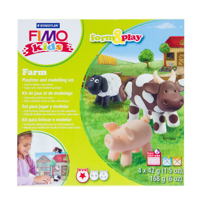 Fimo Kids Form & Play: Farm