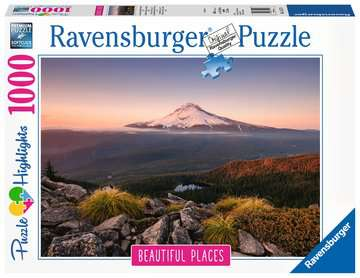 Ravensburger Mount Hood, Oregon, USA, 1000pc JIGSAW PUZZLE