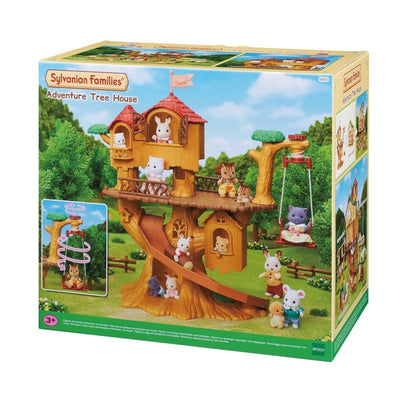 Sylvanian Families Adventure Treehouse