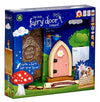 Irish Fairy Door (Pink Arched)
