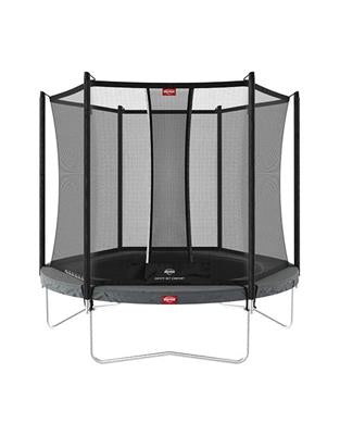 BERG FAVORIT 6.5FT TRAMPOLINE + SAFETY NET COMFORT