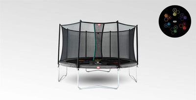 BERG FAVORIT 14FT LEVELS + SAFETY NET COMFORT