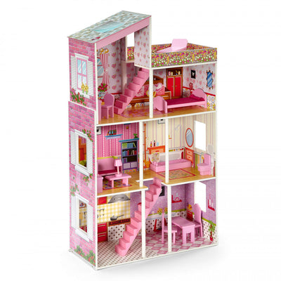 Plum Tillington Wooden Dollhouse