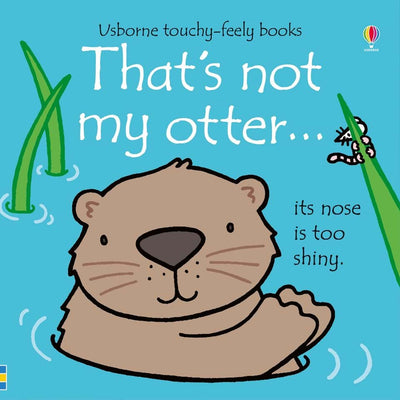 Usborne: That's Not My Otter...
