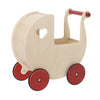 Moover Doll's Pram Natural- Birch Veneer