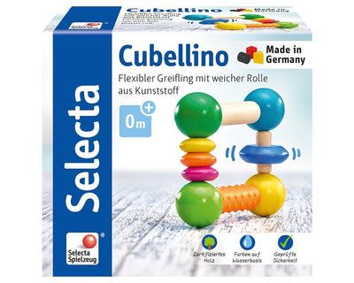Selecta Spielzeug Cubellino Grabbing Toy