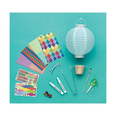 Creativity for Kids - Hot Air Balloon Lantern
