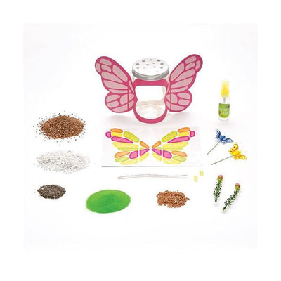 Creativity for Kids - Sparkle N' Grow Butterfly Terrarium
