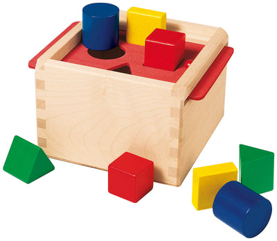 Selecta Spielzeug Sorting Box