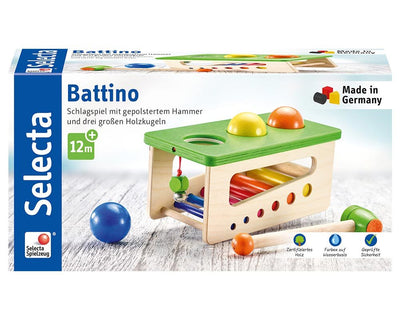 Selecta Spielzeug Battino Punch Game