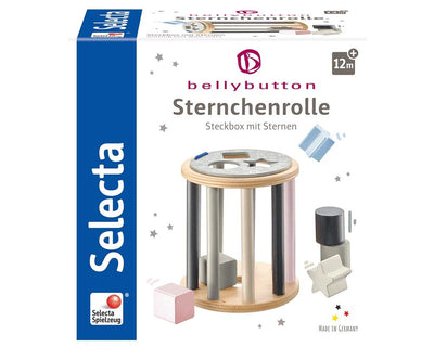 Selecta Spielzeug Little Star Sorting Roll
