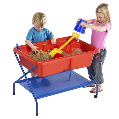 TP Toys Rockface Sand & Water Table Complete with Lid