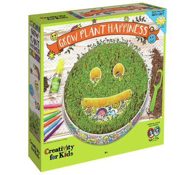 Creativity for Kids - Grow Plant Happiness