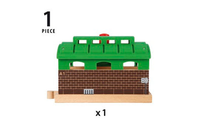 Brio Train Garage for Railway