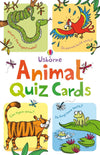 Usborne Animal Quiz Cards