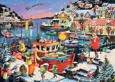 Ravensburger: Home for Christmas, Limited Edition 1000pc Jigsaw Puzzle
