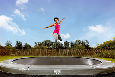 BERG GRAND ELITE 520 INGROUND TRAMPOLINE