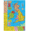 Orchard Toys Great Britain & Ireland Map and Poster