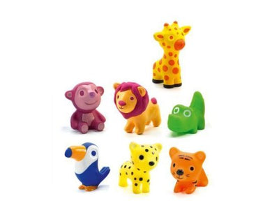Djeco Troopo-Savana Soft Animals