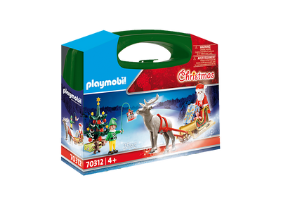 Playmobil Christmas Carry Case 70312