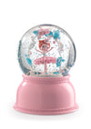 Djeco Snow Ball Night Light: Ballerina