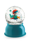 Djeco Snow Ball Night Light: Airplane