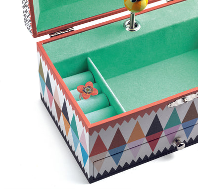 Djeco Musical Jewellery Box: The Panda's Song