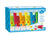 6 Bright Finger Paint Tubes by Djeco