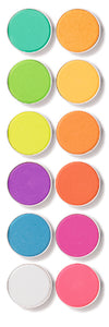 Djeco Paints: 12 Neon Cake Colours
