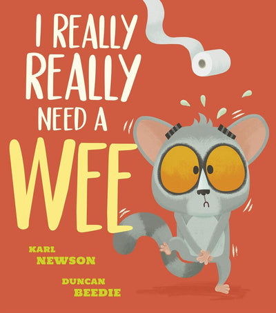 Karl Newson: I Really, Really Need a Wee!