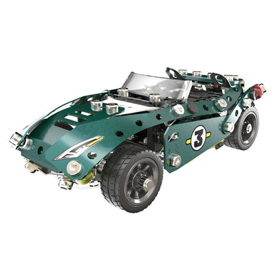 Meccano 5-in-1 Roadster Pull Back Car