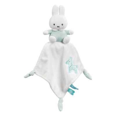 Miffy Mint Cuddle Cloth