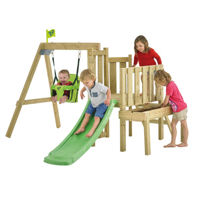 TP Toys Early Fun Sand & Play Tower With Swing